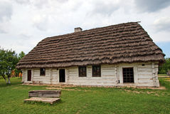 Het Park van de erfenis in Tokarnia Stock Afbeeldingen