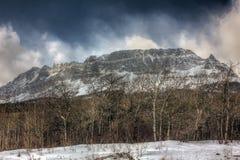 Het Park van de gletsjer Stock Afbeelding