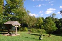 Het Park van de groengordel in Maryland Stock Foto's