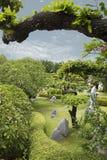 Het park van de het jaarsteen van Millione Stock Afbeelding