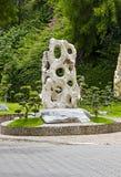 Het park van de het jaarsteen van Millione Stock Foto