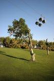Het Park van de Kreek van Doubai stock foto