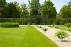 Het park van de landschapsstad Royalty-vrije Stock Afbeeldingen