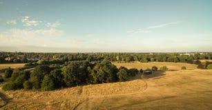 Het park van de perenwijnzaal, Birmingham, het Verenigd Koninkrijk royalty-vrije stock afbeelding