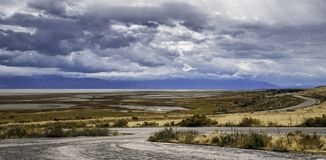 Het Park van de Staat van het antilopeeiland stock foto's