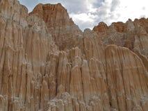 Het Park van de Staat van de kathedraalkloof, Nevada Stock Foto