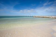 Het park van de Staat van Bahia Honda Royalty-vrije Stock Fotografie