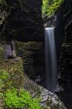Het Park van de Staat van de Nauwe vallei van Watkins Stock Afbeelding