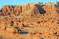 Het Park van de Staat van de Vallei van de kobold, Utah Royalty-vrije Stock Afbeelding