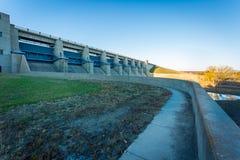 Het Park van de Staat van Fall River Kansas Stock Fotografie