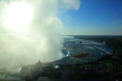 Het Park van de Staat van het Niagara Falls royalty-vrije stock afbeelding