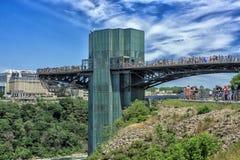 Het Park van de Staat van het Niagara Falls Stock Foto
