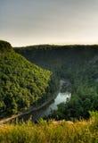 Het Park van de Staat van Letchworht Stock Fotografie
