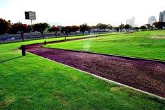 Het park van de stad royalty-vrije stock afbeeldingen