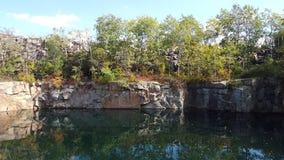 Het Park van de steengroevestaat Stock Afbeelding