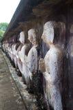 Het park van de Sukhothaigeschiedenis Stock Afbeeldingen