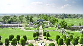 Het Park van drie Koninkrijken Royalty-vrije Stock Foto