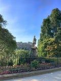 Het Park van Edinburgh Royalty-vrije Stock Fotografie