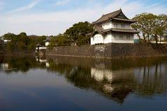 Het park van Emperior. Tokyo Stock Foto