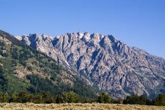 Het Park van Grand Teton royalty-vrije stock afbeelding
