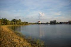 Het park van grote provincies is beroemd, Udonthani, Thailand stock afbeeldingen