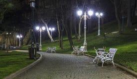 Het Park van Gulhane in Istanboel Royalty-vrije Stock Fotografie