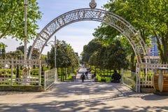 Het Park van het Goztepe 60ste Jaar, Istanboel Stock Afbeeldingen