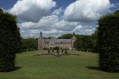 Het park van het kasteel Royalty-vrije Stock Afbeelding