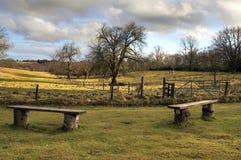 Het Park van het land Stock Afbeeldingen