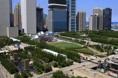 Het Park van het millennium royalty-vrije stock foto's