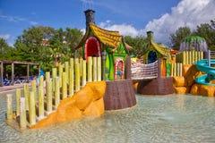 Het park van het toevluchtwater Stock Afbeelding