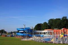 Het park van het water Royalty-vrije Stock Fotografie