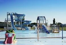 Het park van het water Royalty-vrije Stock Foto