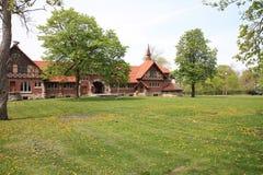 Het Park van Humbodt in Chicago Royalty-vrije Stock Foto