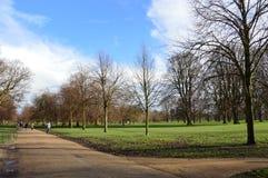 Het park van Hyde Stock Fotografie