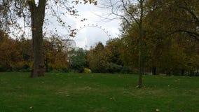Het park van Hyde Royalty-vrije Stock Afbeelding