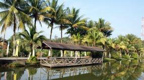Het park van Jenaco Royalty-vrije Stock Afbeelding
