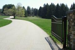 Het Park van Lasdon Royalty-vrije Stock Afbeeldingen