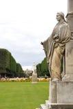 Het park van Luxemburg, Parijs Stock Afbeeldingen
