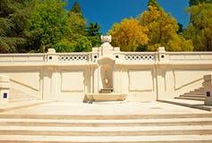 Het park van Nice Royalty-vrije Stock Foto's
