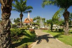 Het Park van Petchaburi Stock Foto's