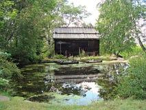 Het park van Skansen Royalty-vrije Stock Afbeelding