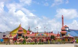 Het park van Sotchi Royalty-vrije Stock Fotografie