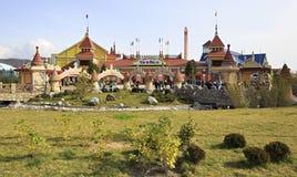 Het Park van Sotchi - themapark Royalty-vrije Stock Afbeeldingen