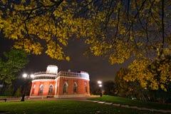 Het Park van Tsaritsino royalty-vrije stock foto's