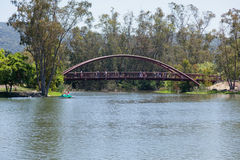 Het Park van Vasona Royalty-vrije Stock Foto
