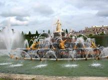 Het park van Versailles Royalty-vrije Stock Foto