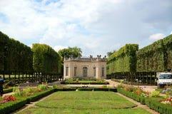 Het park van Versailles Stock Foto's