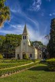 Het Park van Vicentinaaranha - Dos van Saojose Campos - Brazilië Royalty-vrije Stock Fotografie
