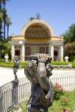 Het park van villagiulia Royalty-vrije Stock Afbeeldingen